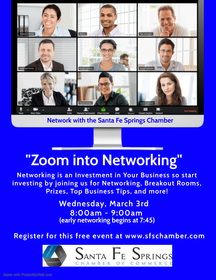 Zoom into Networking