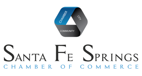 Santa Fe Springs Chamber of Commerce logo