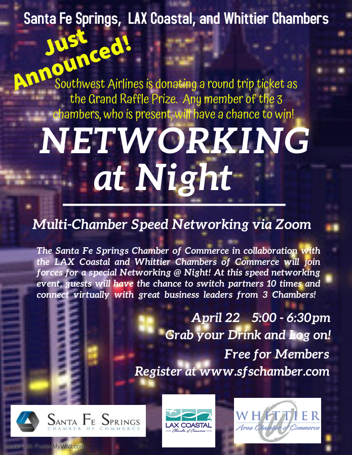 Networking @ Night